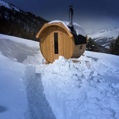 Sauna Moos-Alphütte
